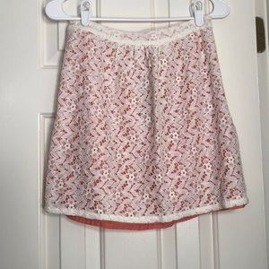 Lace Skirt NWT